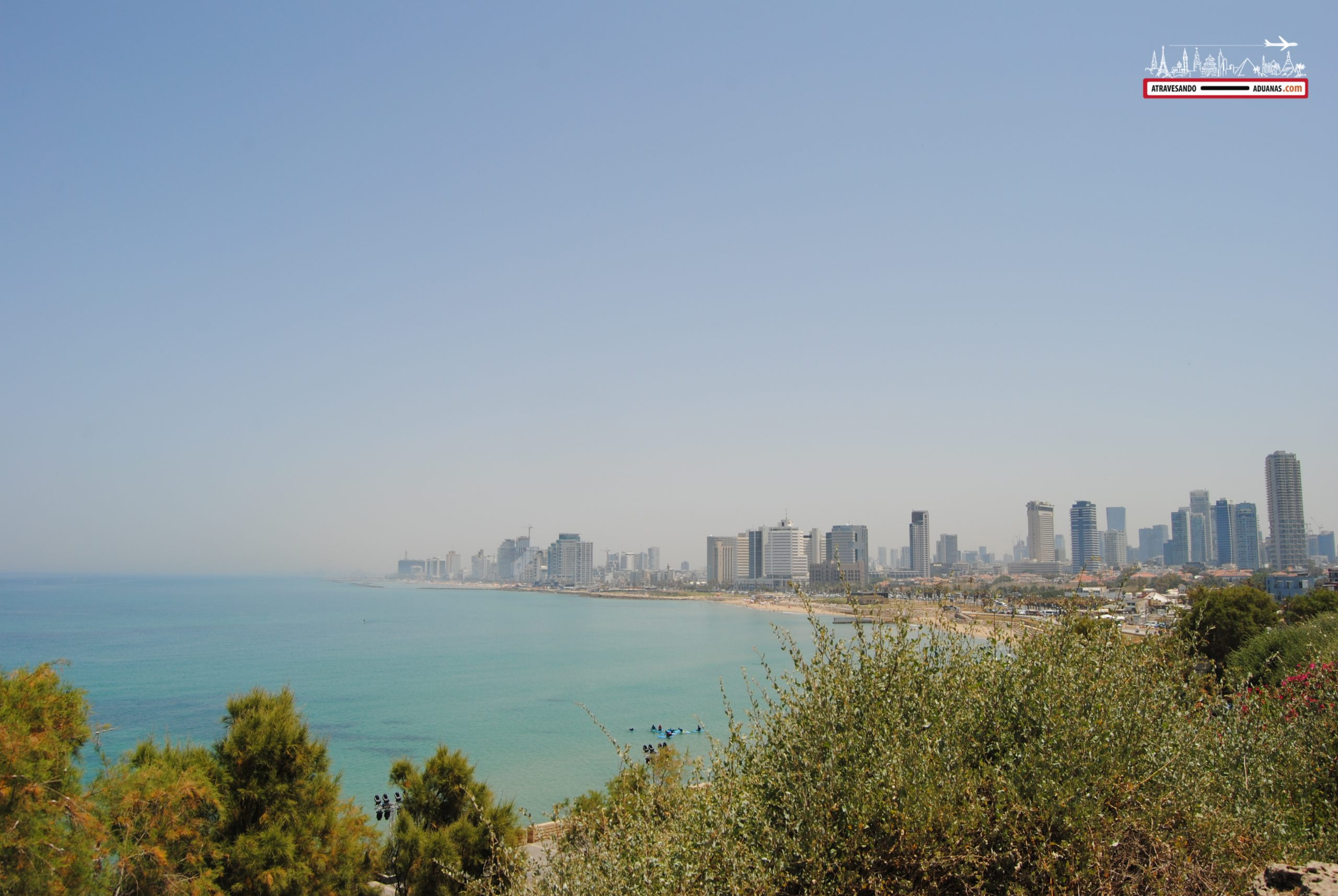 Skyline de Tel Aviv