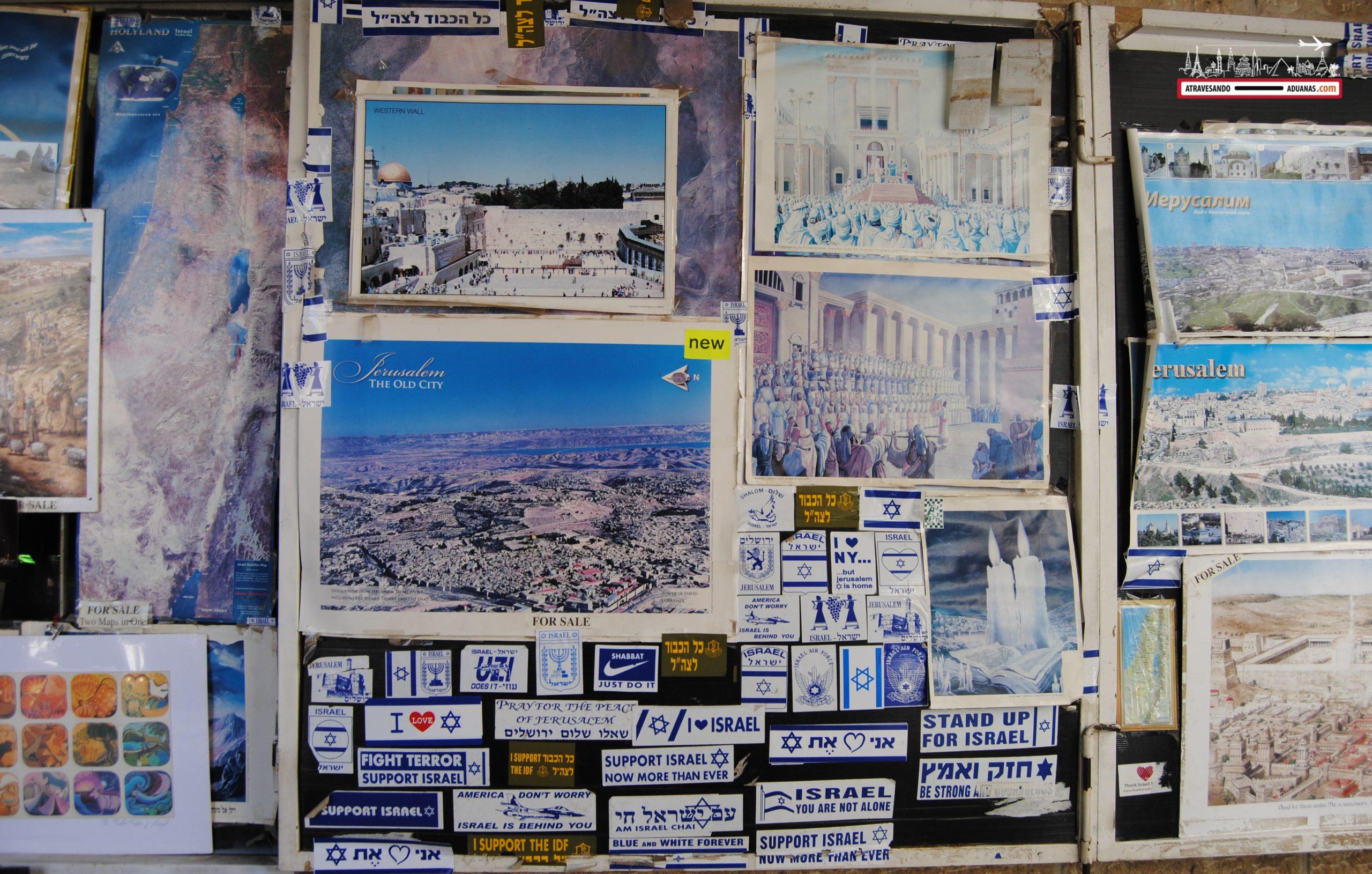 Postales de Jerusalén