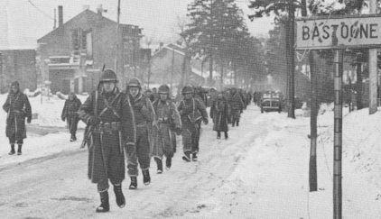 bastoña durante la Segunda Guerra Mundial