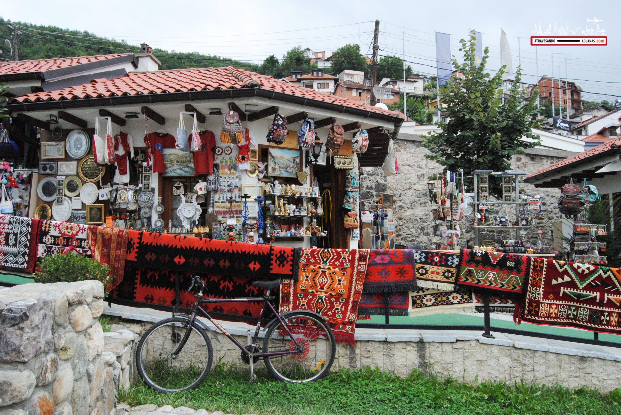 Tienda en Kosovo