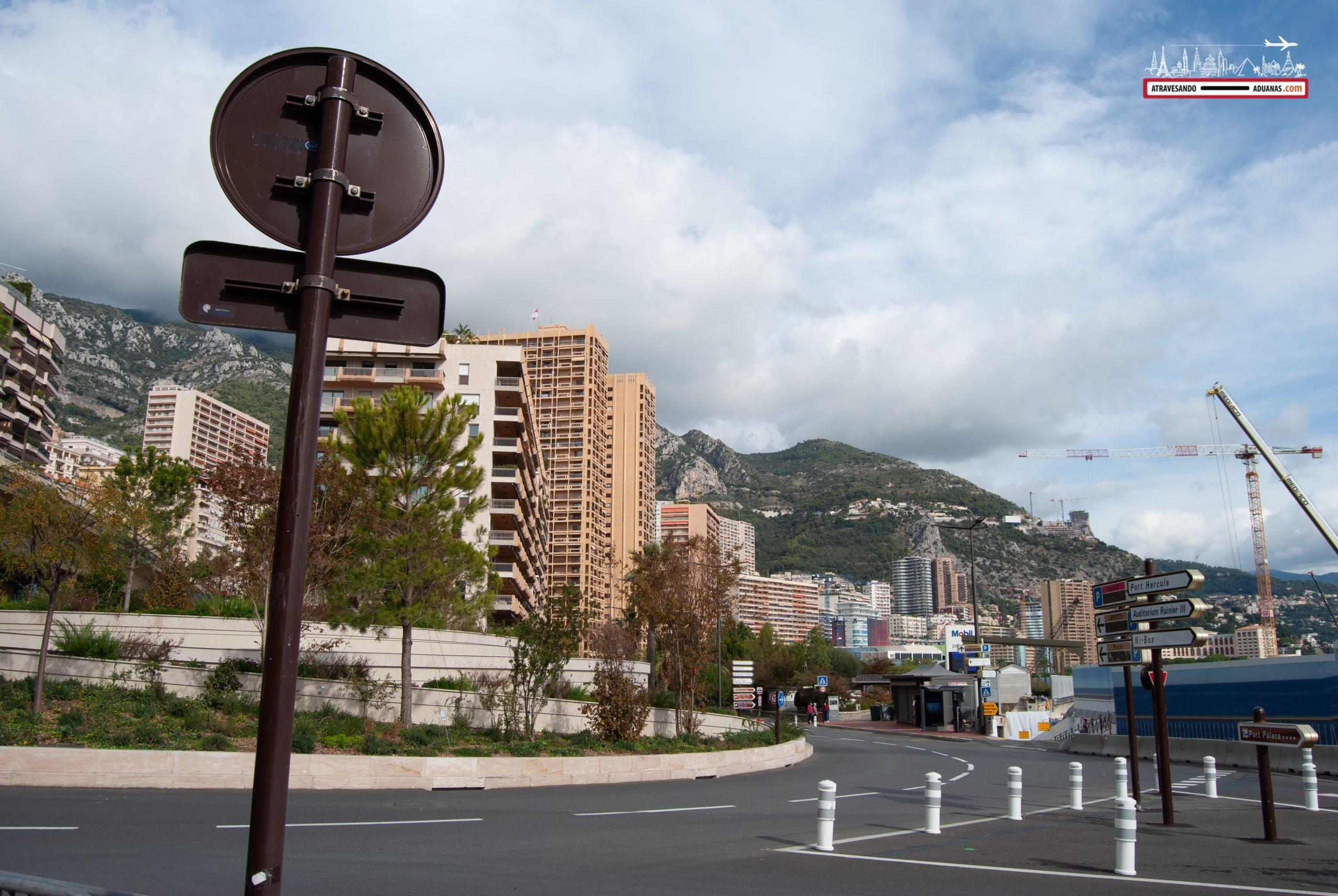 Cálles de Mónaco