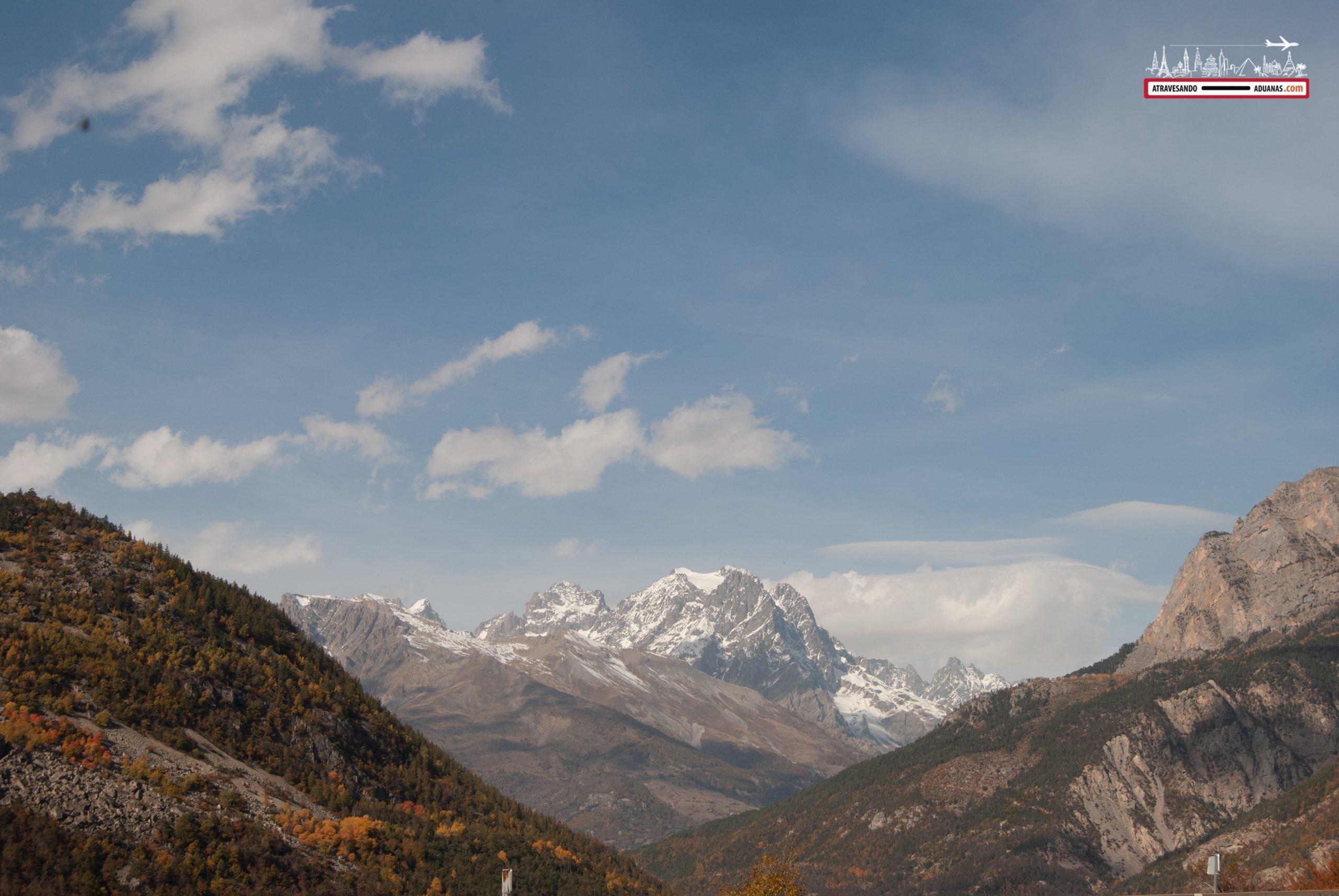 La Meije, Alpes Franceses