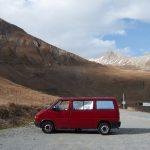 De Barcelona a Chamonix / Mont-Blanc en furgo