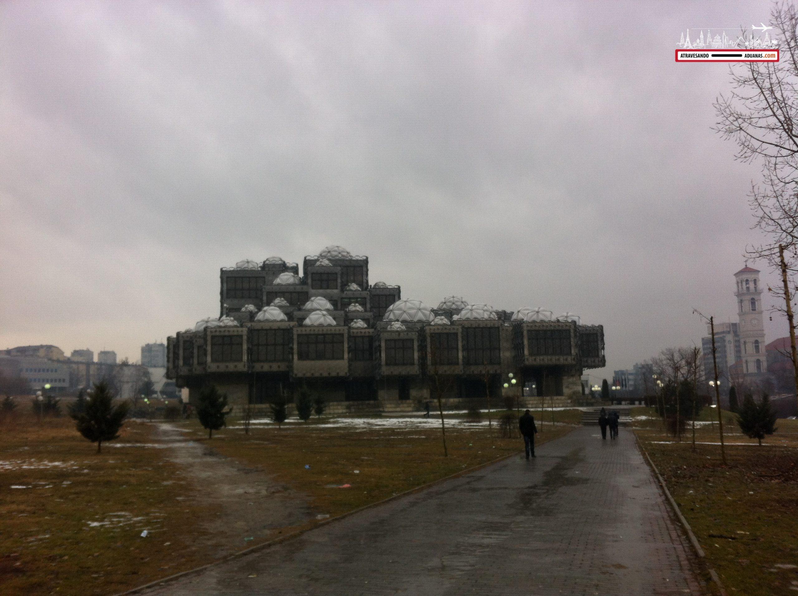 Biblioteca de Prishtina