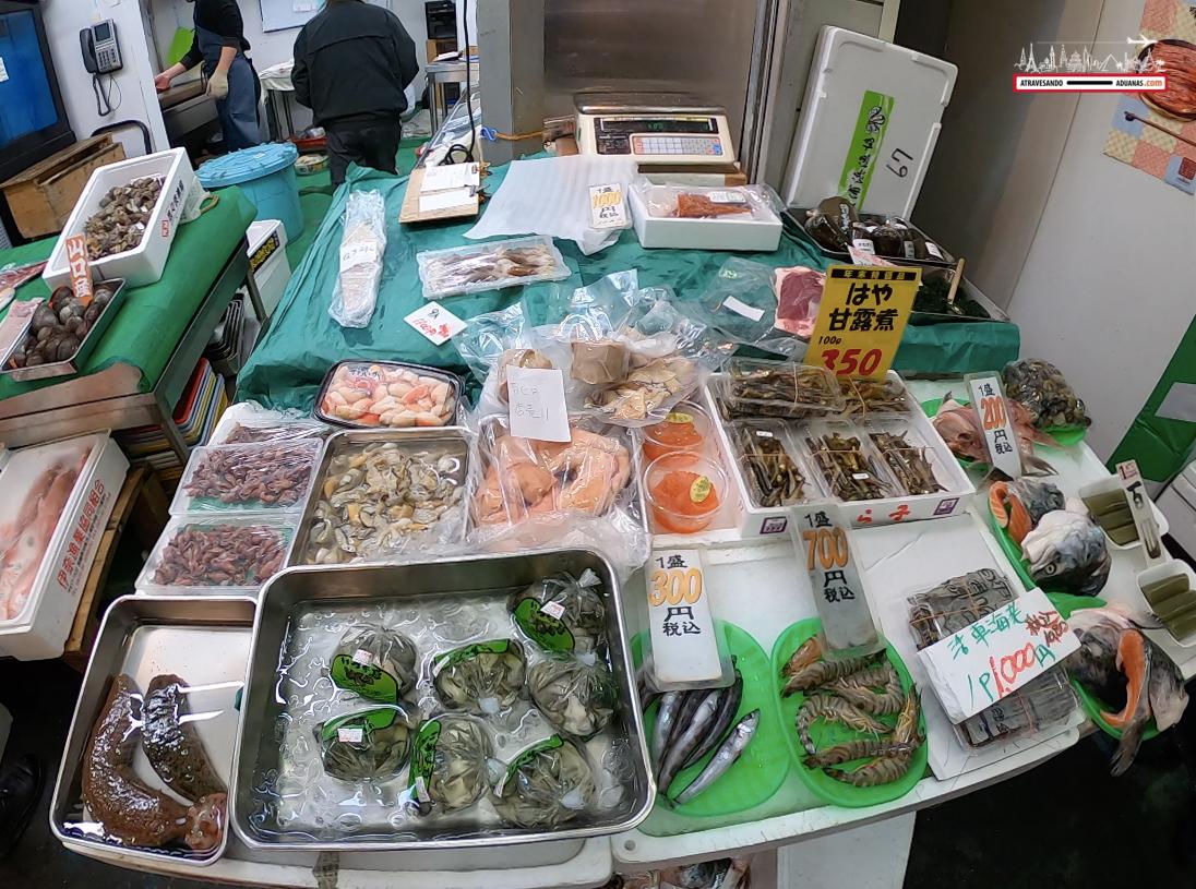 Pescado en Fukuoka