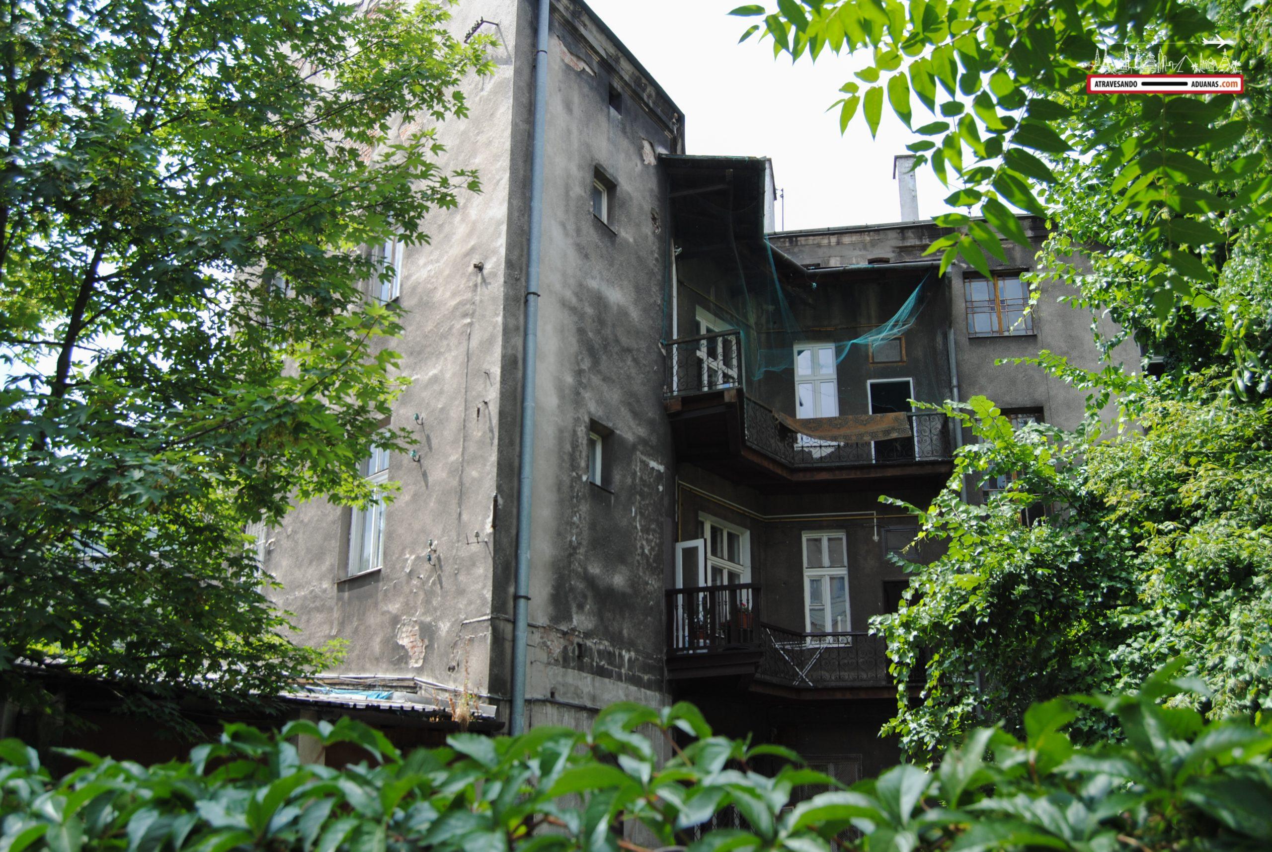 Apartamento en Cracovia