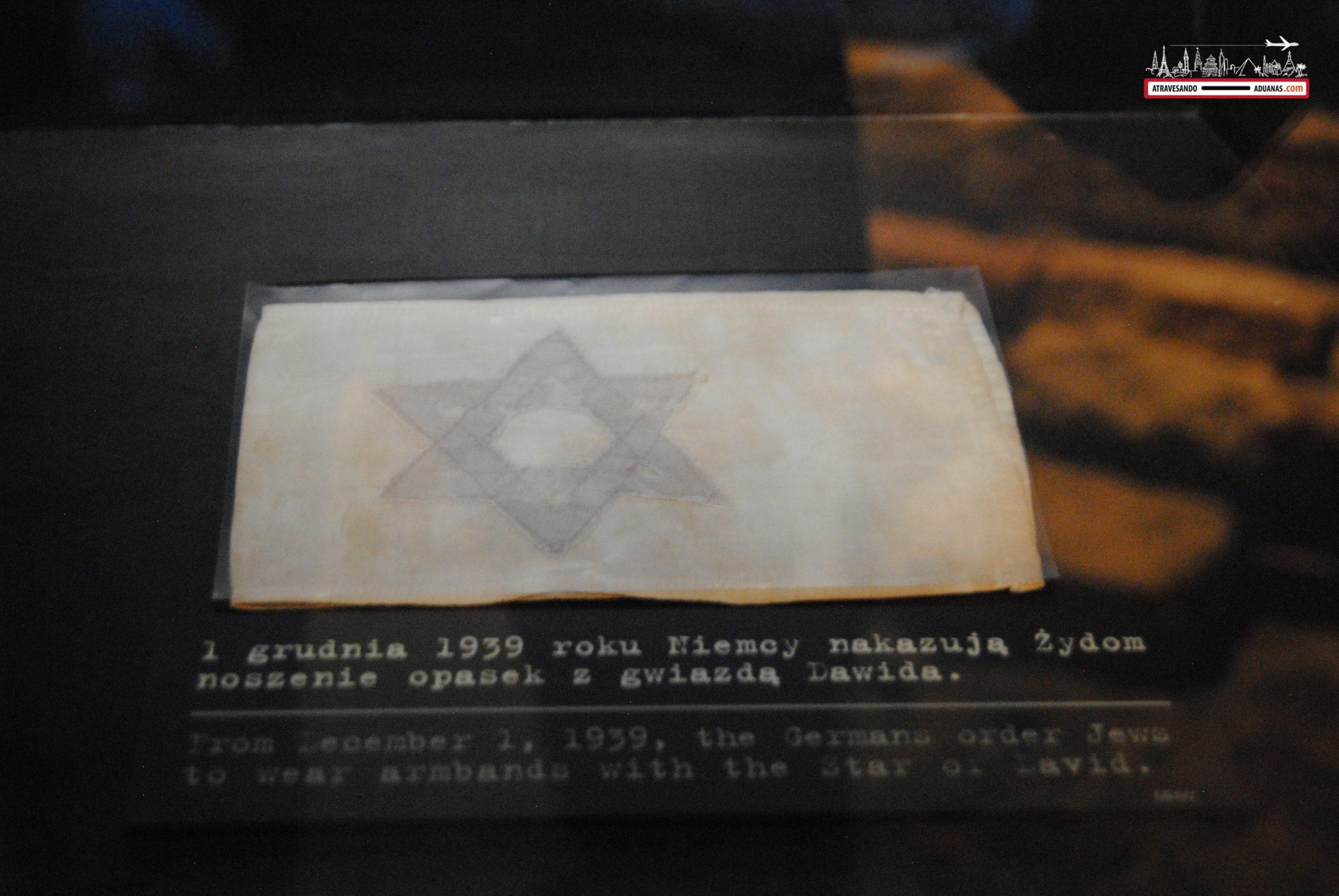 Banda de brazo para judíos