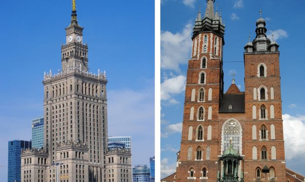¿Varsovia o Cracovia? El gran dilema polaco