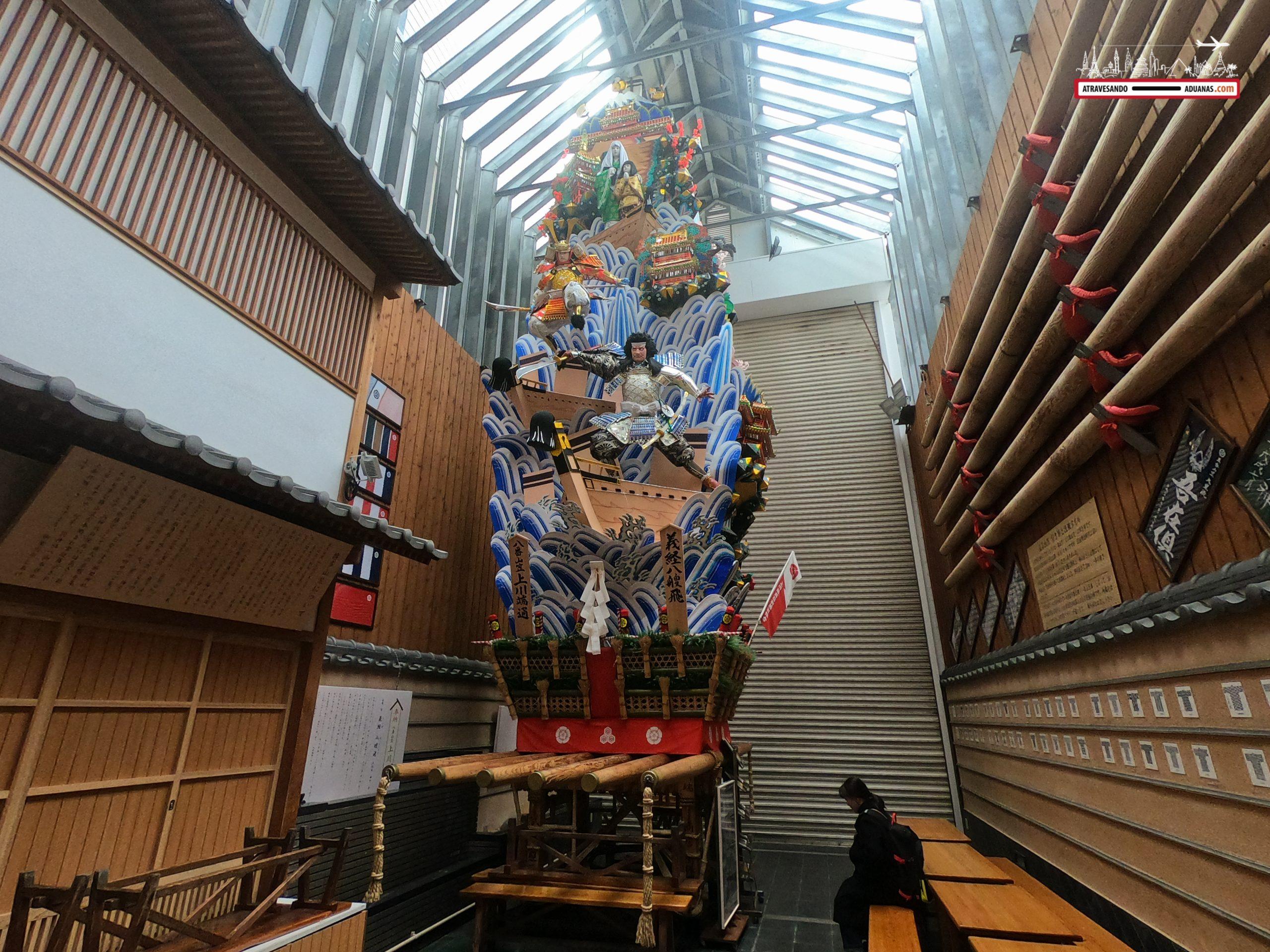 Matsuri en Fukuoka