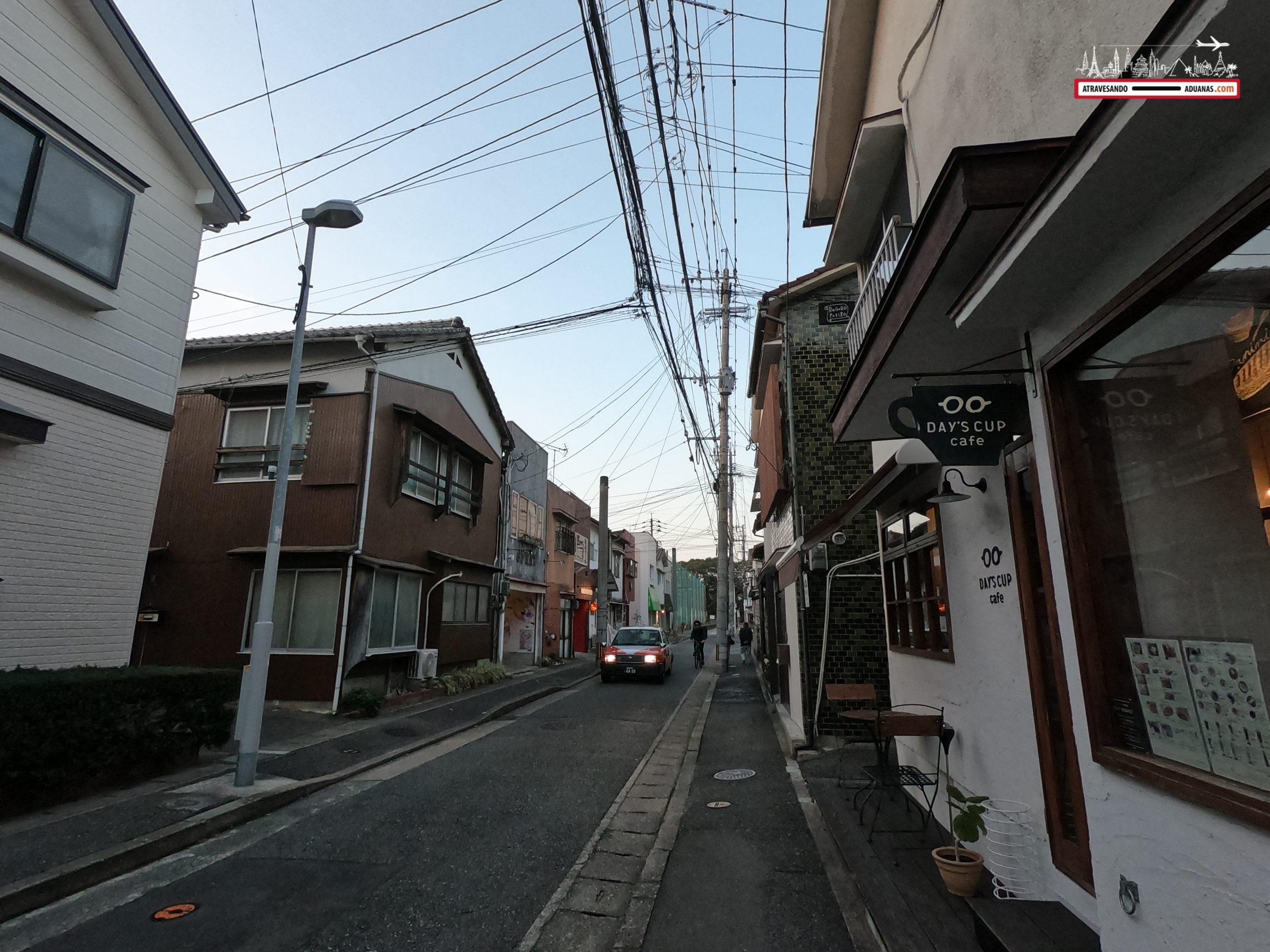 Barrio de Fukuoka