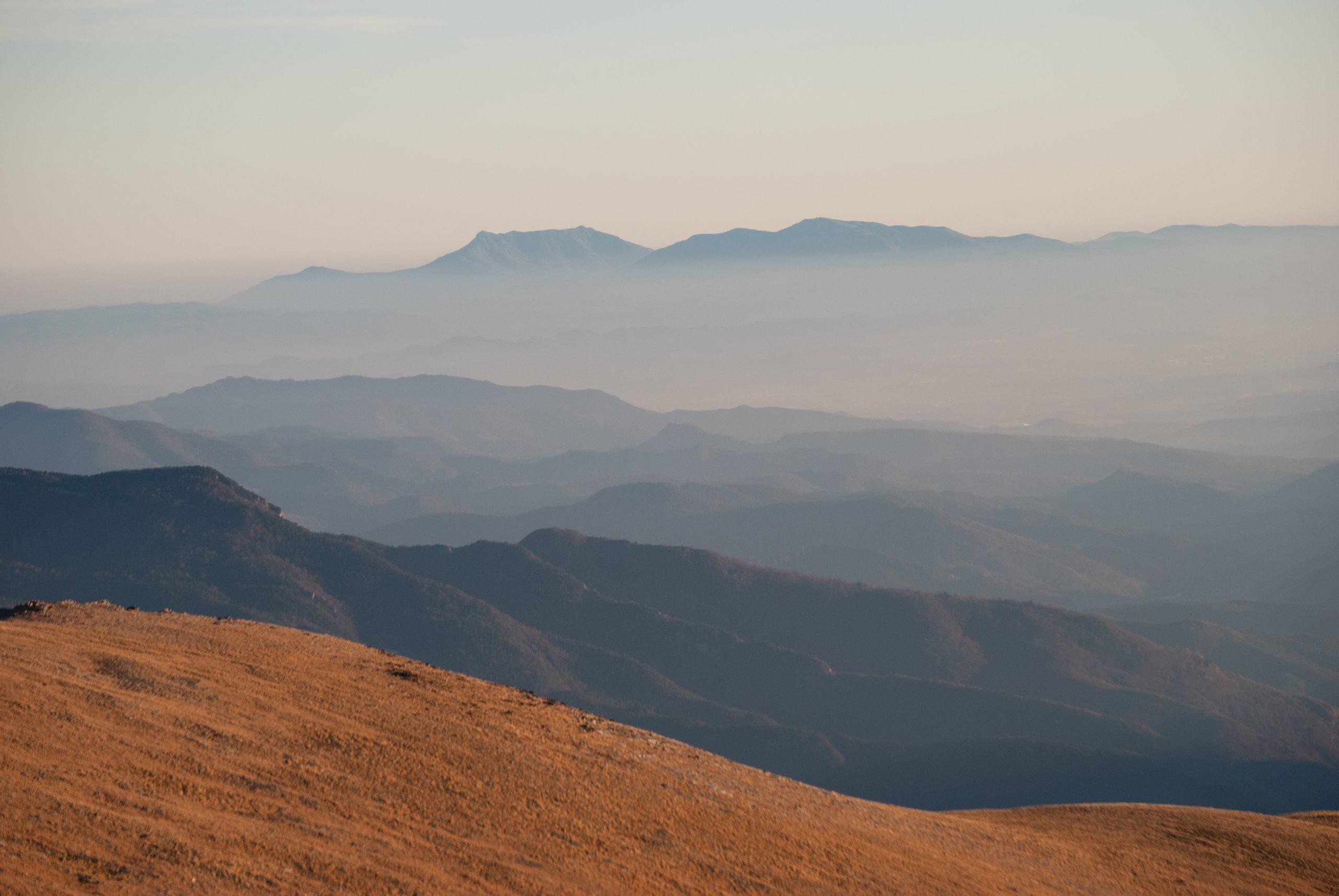 De camino al Puigmal