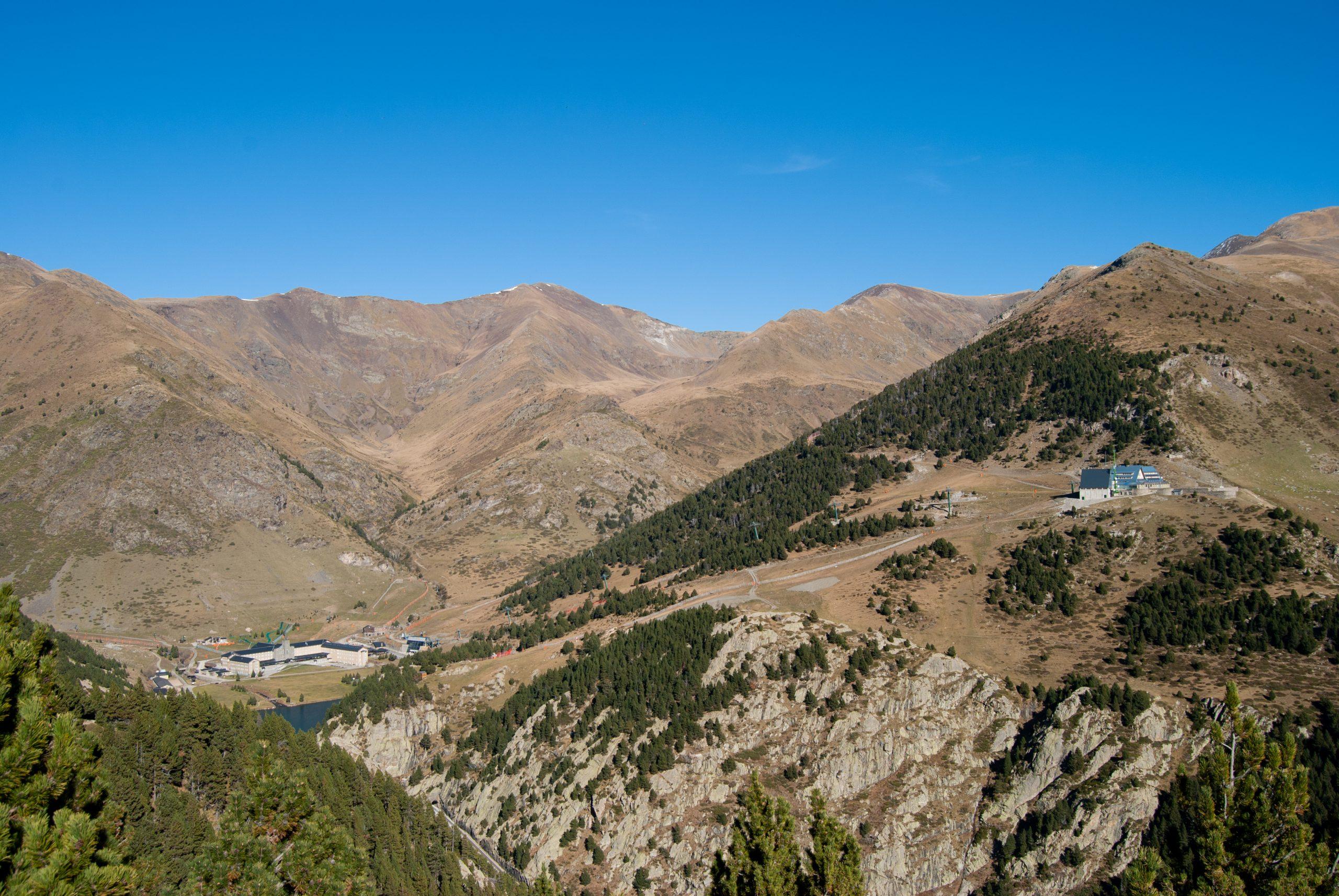 Vall de Núria y Alberg del Pic de l'Àliga