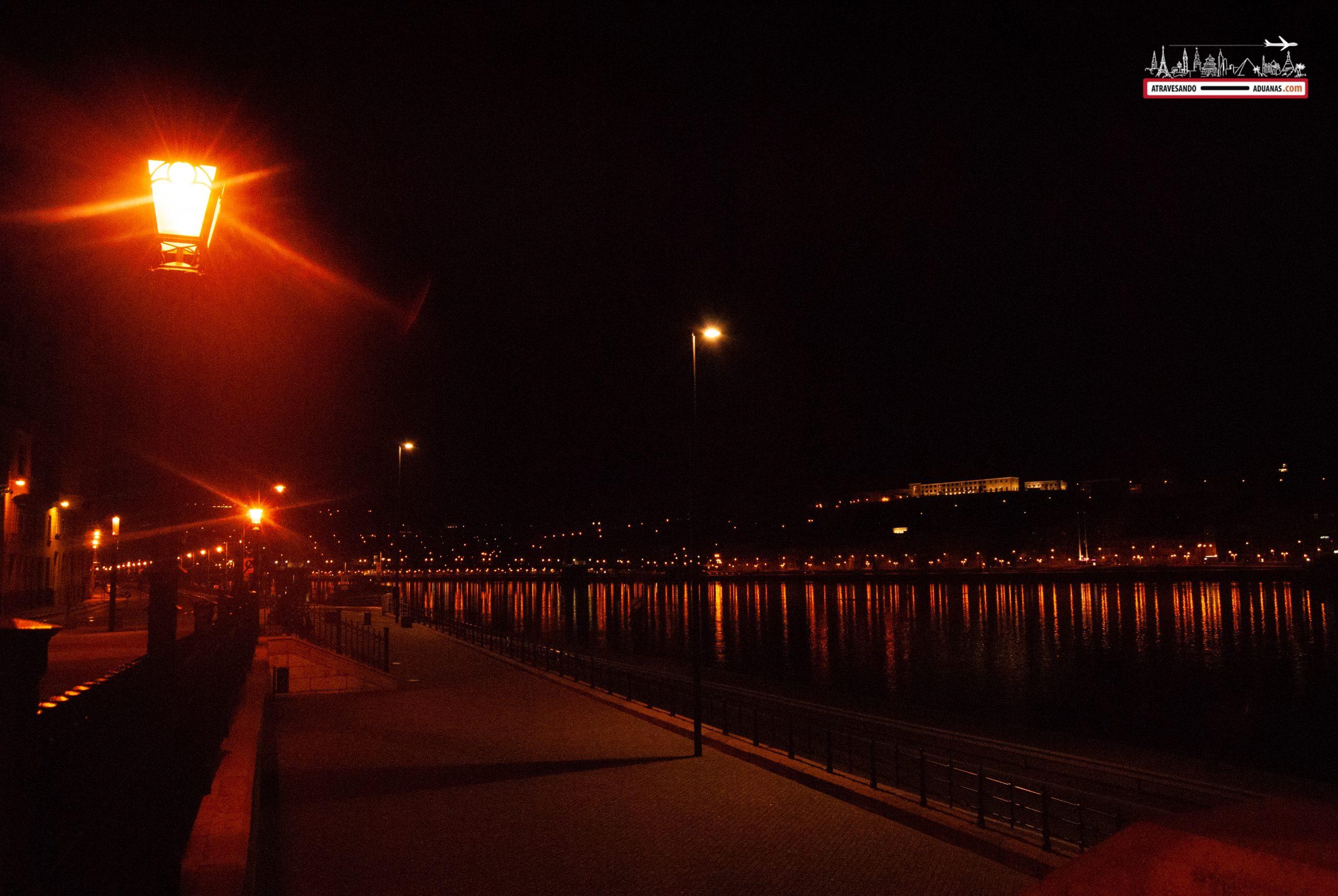 Budapest por la noche