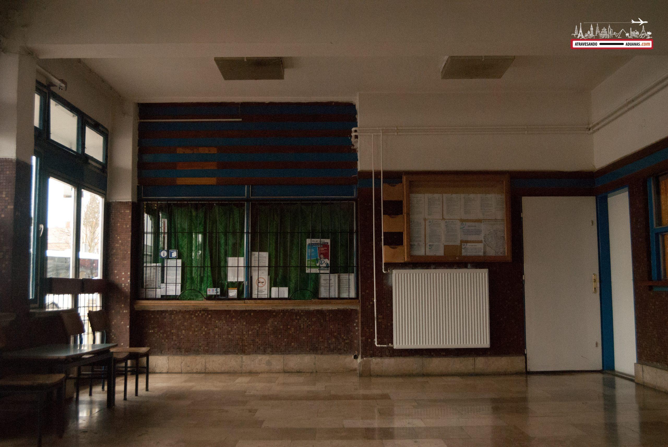 Estación de autobús de Letenye