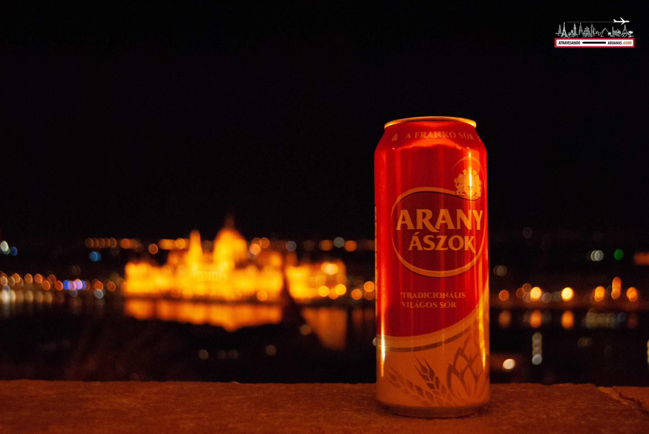 Nuestra última cerveza en Budapest
